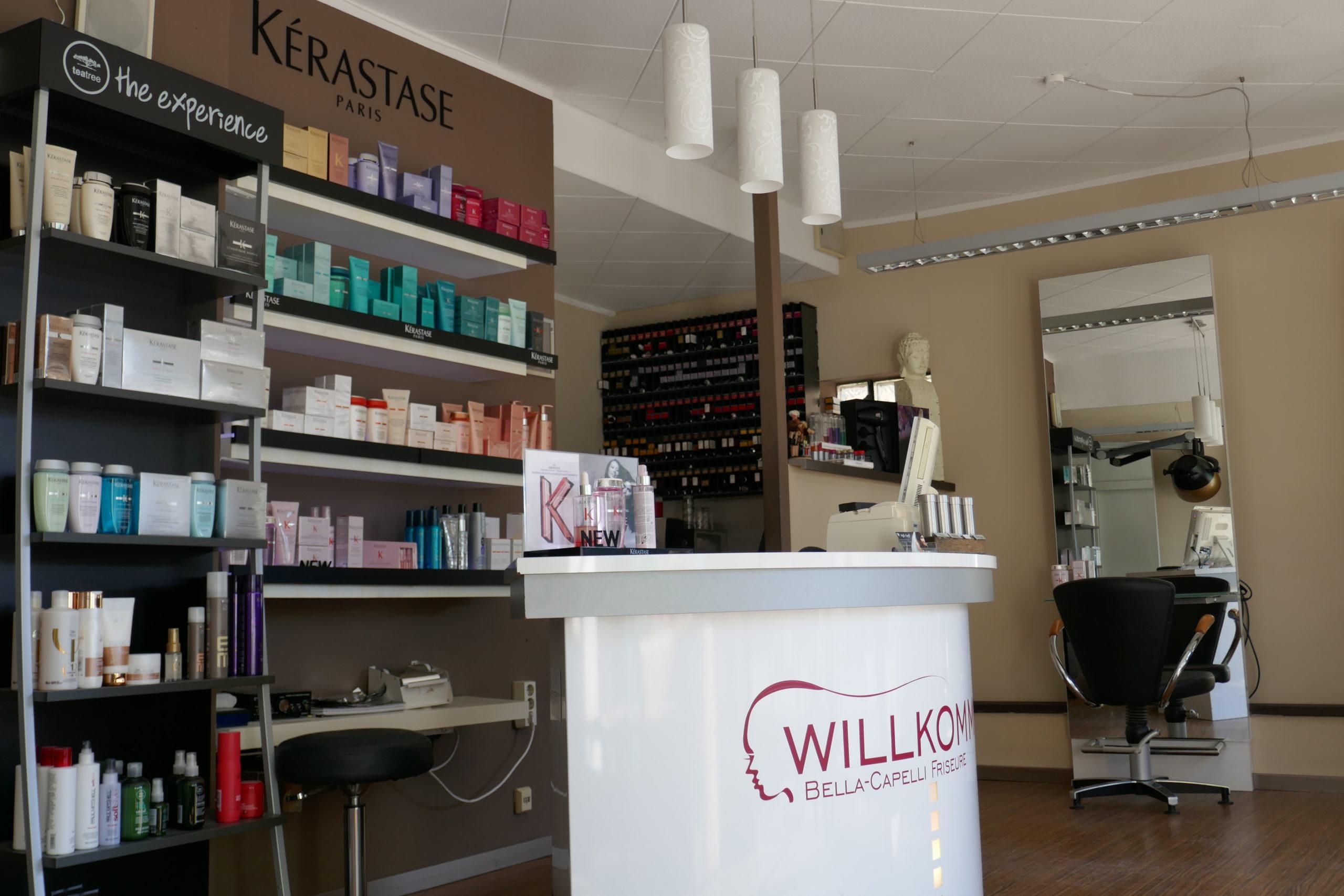 Aktuelle Haartrends und hochwertige Produkte - Wir beraten individuell & nehmen uns Zeit! Jetzt Termin bei Friseur Bella Capelli in Damstadt vereinbaren!